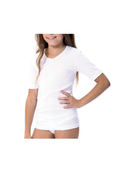 cd7dd4a97 Camiseta Interior Niña Manga Corta – Sólo otra idea de decoración de ...
