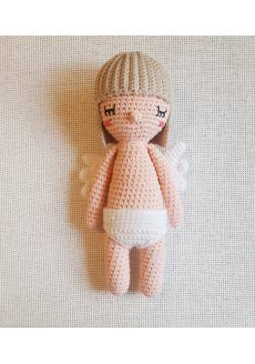 ANGELITO CROCHET PERSONALIZABLE